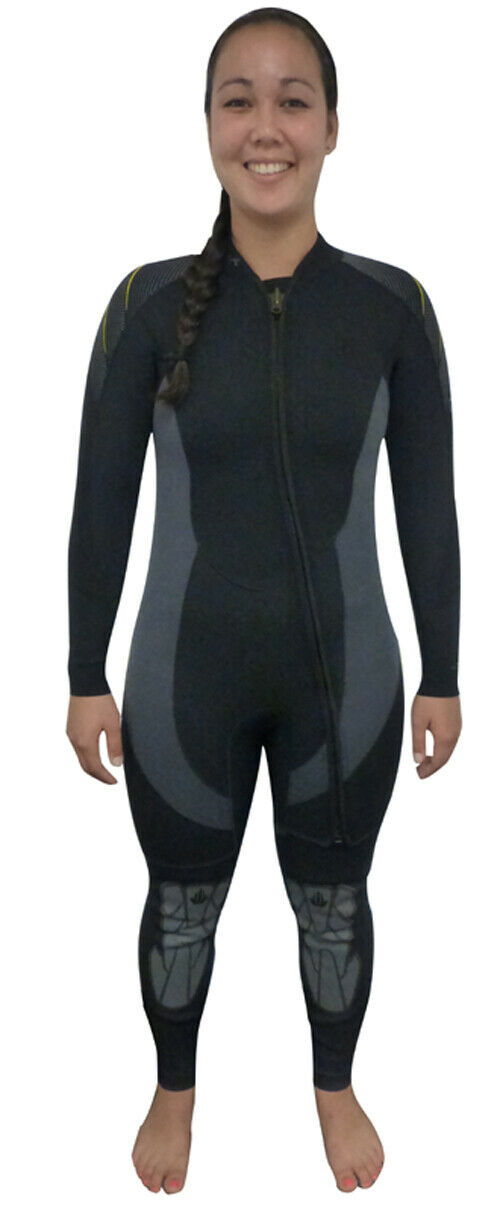 Akona Farmer Jane Wetsuit 3mm Size  7 8 Scuba Snorkel Freedive Spear Fishing Gear  preferential