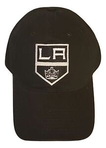 NHL-Los-Angeles-LA-Kings-Slouch-Adjustable-Cap-Snapback-Hat