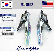 HINGES HOOD LEFT + RIGHT 791102C000+791202C000 SET 2PS HYUNDAI TIBURON 2003-2008