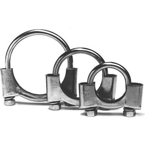 mm Durchmesser 250-250 Klemmstück für Abgasanlage NEU BOSAL