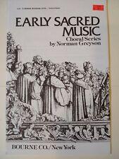 O Magnum Mysterium for Medium Voice and Piano NEW 000228953