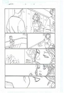ORIGINAL-ART-PAGE-OF-THE-AVENGERS-WASP-BY-CRAIG-ROUSSEAU-HER-OES-2-PAGE-6