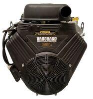 35hp Briggs & Stratton Vanguard Engine 1-1/8 X 4 613477-2112 No Muffler