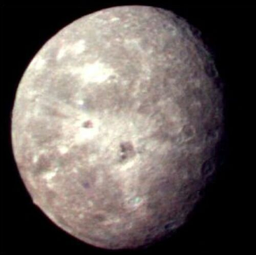 Uranus IV Outer Space Solar System NASA 8x10 Photo Picture Oberon Moon