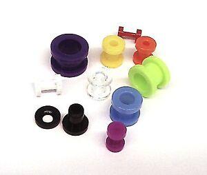 PAIO-qualita-Premium-Acrilico-A-Vite-Dilatatore-tappi-per-le-orecchie-TUNNEL-UK