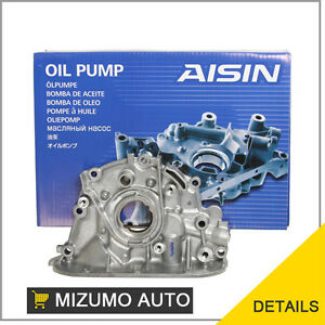 Details about AISIN Oil Pump Fit 89-95 Toyota Pickup T100 4Runner 3 0L SOHC  3VZE