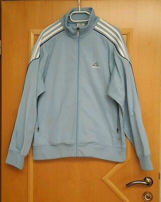 Adidas Jacke Retro Trainingsjacke Gr M L Weich Und Leicht