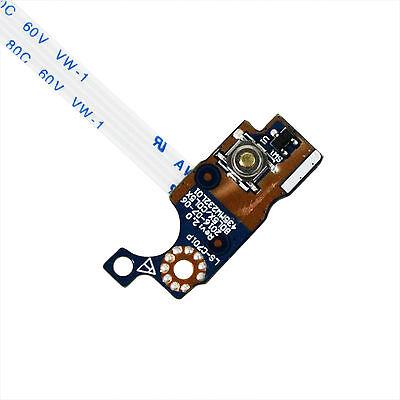 Power Button Board for HP 15-ay020cy 15-ay013cy 15-ay013dx 15-ay014cy 15-ay014dx