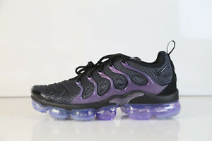 buy online baf0d 5253d Details about Nike Air VaporMax Plus Eggplant Black Dark Grey Purple  924453-014 8-13