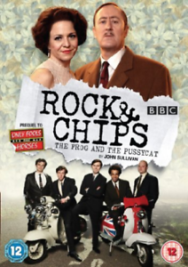 Nicholas-Lyndhurst-Kellie-Rock-and-Chips-The-Frog-and-the-Pussycat-DVD-NEW