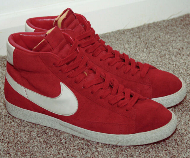 Mens Nike Blazer Premium Vintage Suede