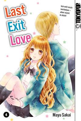 Initiatief Last Exit Love 4 - Deutsch - Tokyopop - Neuware Sterke Weerstand Tegen Hitte En Hard Dragen