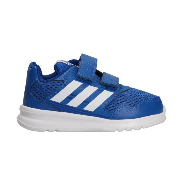 meet aad94 a4e1f ADIDAS AltaRun CF sneakers blu scarpe bambino mod. CQ0028