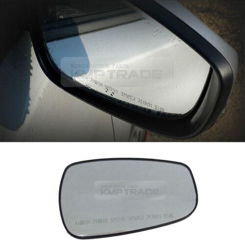 OEM Genuine Rear View Heat Side Mirror RH 1EA for HYUNDAI 2011-2016 Elantra MD