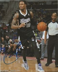 Sacramento-Kings-Ben-McLemore-Autographed-Signed-8x10-Photo-COA-A