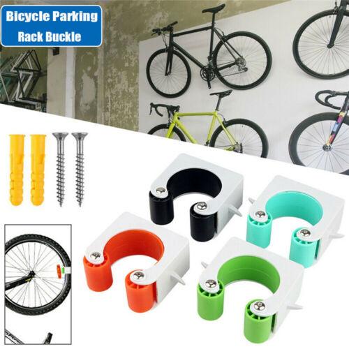 Road Bike Wall Mount Hook Indoor Bicycle Storage Parking Rack Bracket Holders
