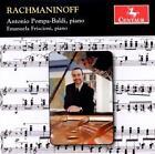 Klavierwerke von Antonio Pompa-Baldi,Emanuela Friscioni (2012)