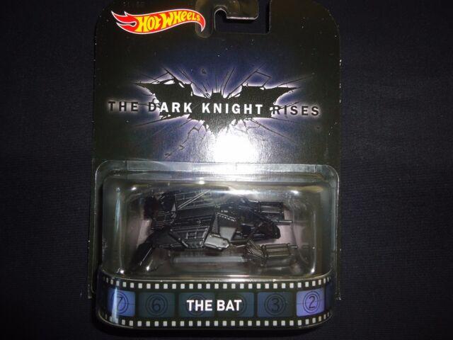 Hot Wheels The bat Dark Knight Rises BDT77-996K 1/64