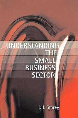 1 of 1 - Storey, D. J. : Understanding the Small Business Sector