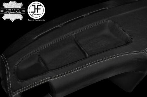 Grey stitch tableau de bord en cuir couverture de peau pour bmw série 3 E30 81-92 style 2