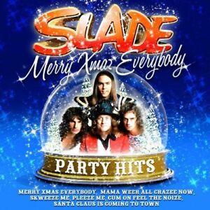 SLADE-Merry-Xmas-Everybody-Party-Hits-2009-20-track-CD-album-NEW-UNPLAYED