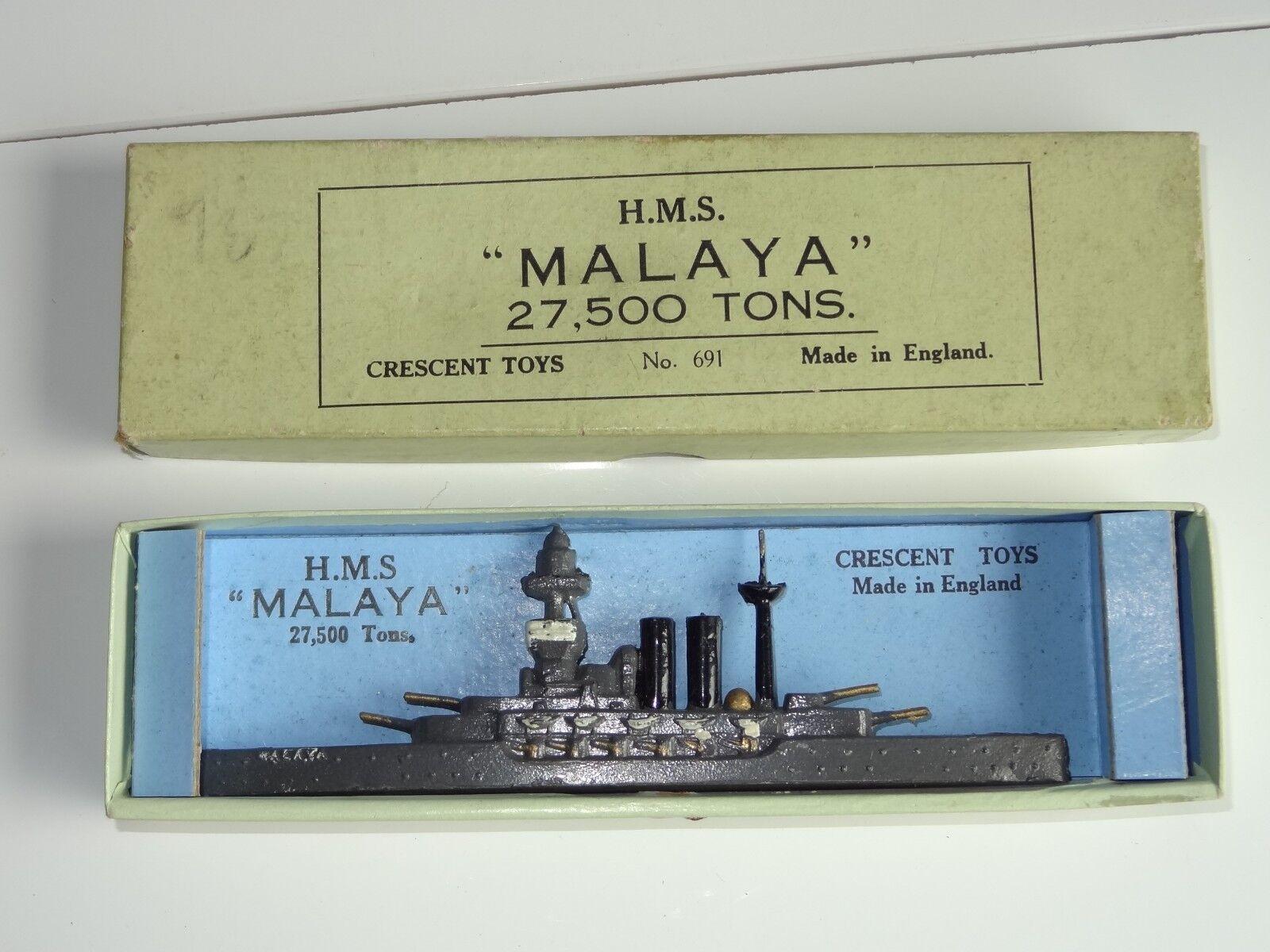 (a) CRESCENT HMS Malaya CORAZZATA CORAZZATA CORAZZATA - 691 89108d