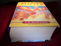 Harry Potter and the order of the phoenix J K Rowling in Books FIRST EDITION L2