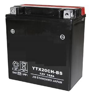 Batterie-Moto-Sans-Entret-B-YTX20CH-BS-12V-18Ah-Suzuki-VLR-1800-C1800R-Intruder