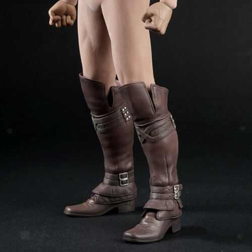 1:6 Scale Ancient Roman  Boots Shoes For 12/'/' Hot Toys Dragon Figure