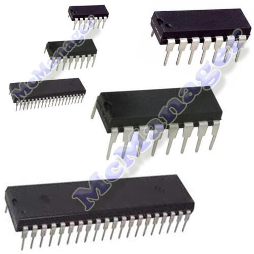 C-MOS Lógica Ic /'s Cd//Alto//HCF 4051-4555 Multi cantidad paquete DIP