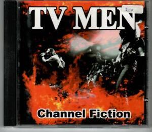 mCD - TV Men: Channel Fiction (punk/rock'n'roll)