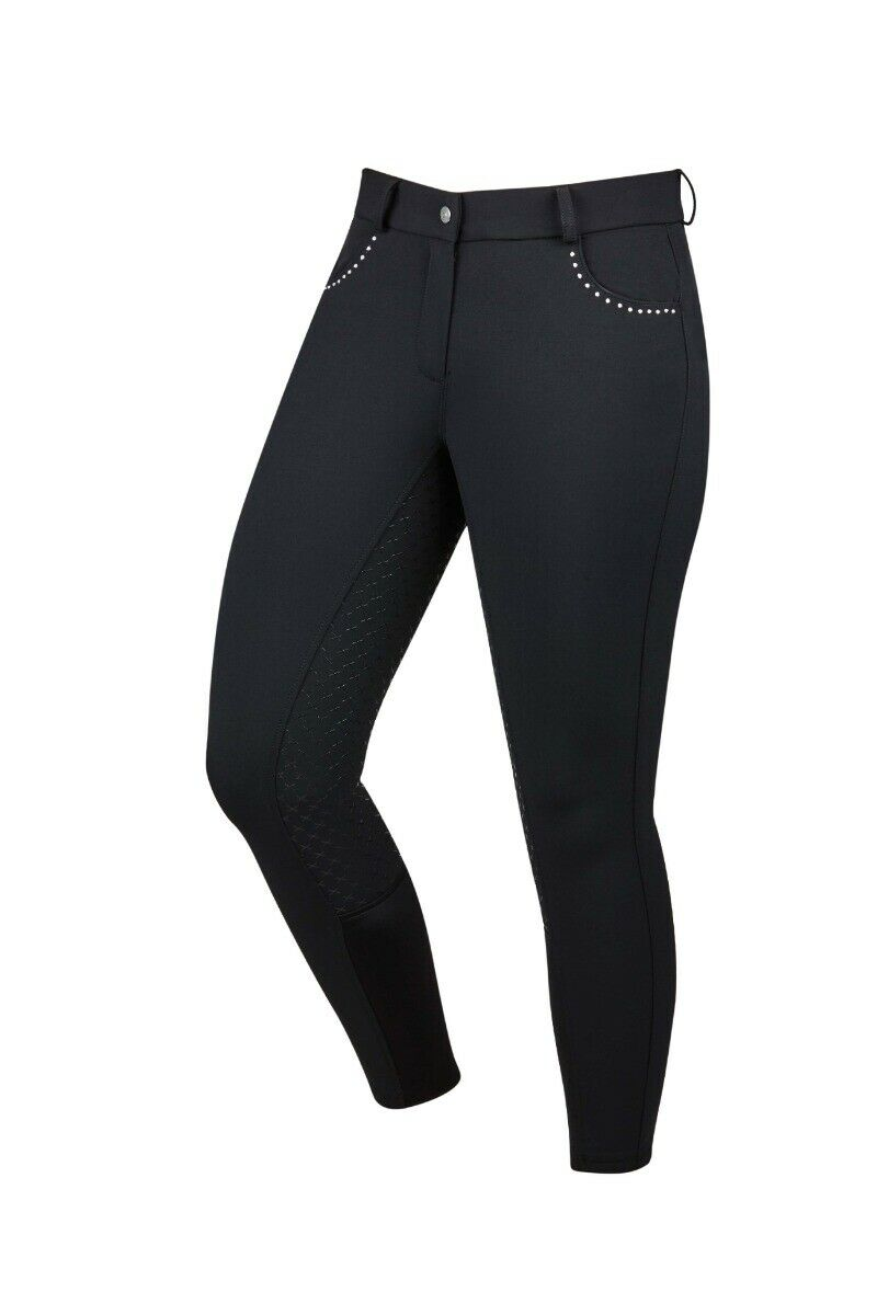 Dublin Corvus Gel Full Seat Breeches
