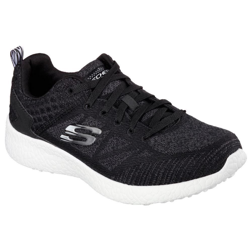 Skechers Shoes – Energy Burst-Deal Closer black/white