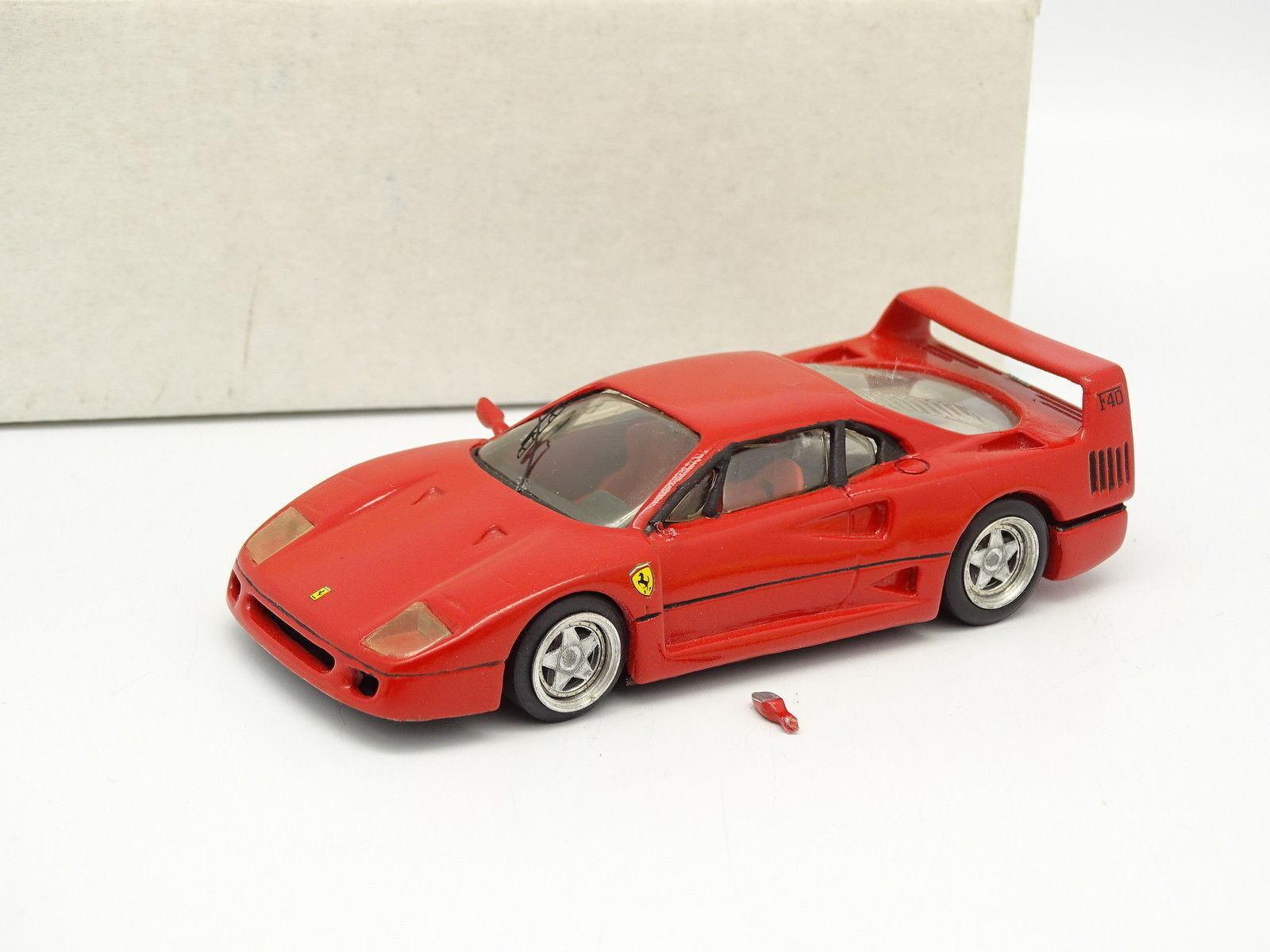 Kit Assembled 1 43 - Ferrari F40 Red
