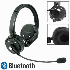 Bh M20c Bluetooth Stereo Headset Noise Cancelling Boom Mic Earphone Headphone Ebay