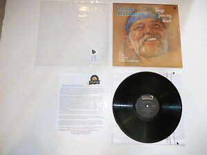Willie-Nelson-Songs-from-My-Heart-1984-Analog-EXC-RCA-Press-Ultrasonic-CLEAN