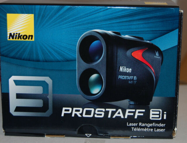 Nikon Entfernungsmesser Golf : Nikon rangefinder entfernungsmesser laser prostaff i ebay