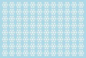 96-x-Snowflake-Vinyl-Stickers-Self-Adhesive-Peel-and-Stick