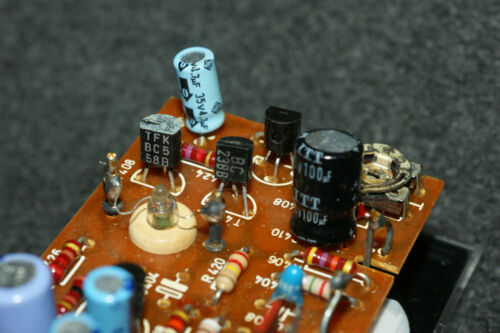 12€//Stk 5x Stereo dB VU-Meter Zeigerinstrument beleuchtet LEVEL Pegelmesser