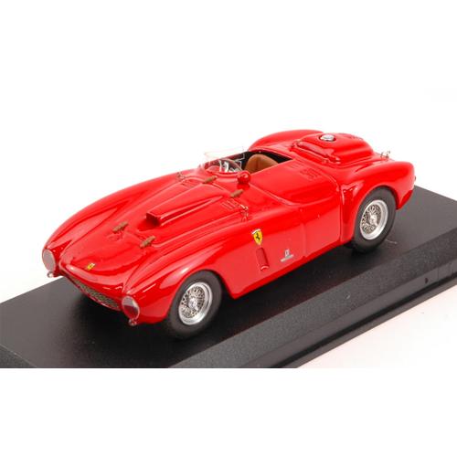 FERRARI 375 PLUS PROVA 1954 rosso 1:43 Art Model Auto Stradali Die Cast Modellino