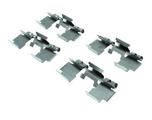ACDelco 18K885X Professional Front Disc Brake Caliper Hardware Kit with Clips