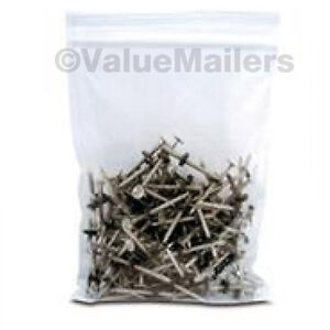 1000-13x18-Clear-4-MIL-Ziplock-Zip-lock-ReClosable-Bags