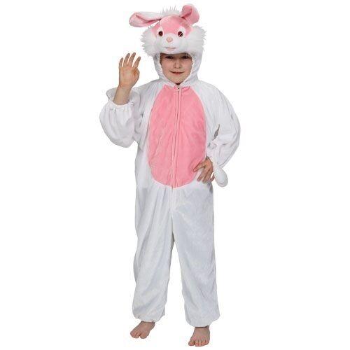 CHILDRENS EASTER BUNNY RABBIT CHILDS KIDS FANCY DRESS COSTUME