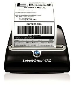 4-Rolls-220-Thermal-Shipping-Labels-4x6-Compatible-1744907-Dymo-4XL-LabelWriter