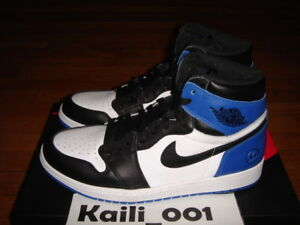 Image is loading Nike-Air-Jordan-1-X-Fragment-Size-10-