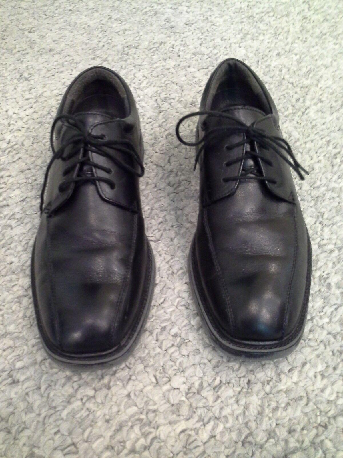 Nunn Bush Dress Oxfords 83364-01 Black, Marcell, Size 7.5 M, Black, 83364-01 EXCELLENT CONDITION d51e9b