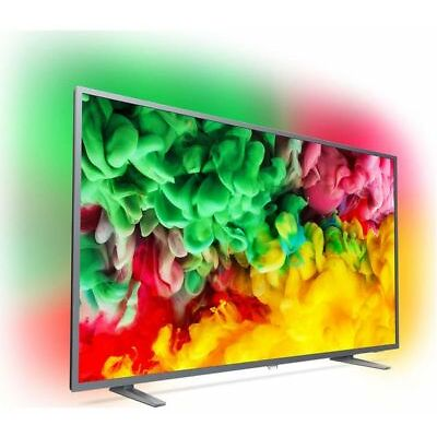 "PHILIPS 50PUS6703/12 50"" Smart 4K Ultra HD HDR LED TV - Dark Silver"