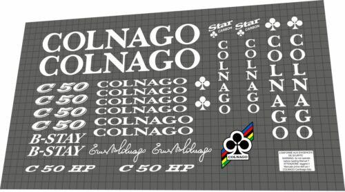 Decal Set COLNAGO C50 HP 2004 Frame Sticker