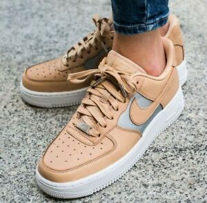 2air force 1 argento