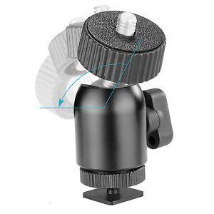 Neewer-1-4-inch-Screw-Tripod-Mini-Ball-Head-for-LED-Light-Monitor-DSLR-Cameras